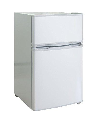 Rca Igloo 3 2 Cubic Foot 2 Door Fridge And Freezer White