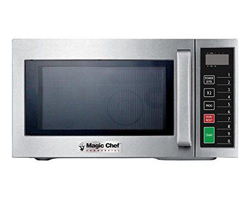 Magic Chef Mccm910st 0 9 Cu Ft Commercial Microwave