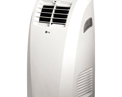 Lg Lp1015wnr 10 000 Btu 115v Portable Air Conditioner With Manual Guide