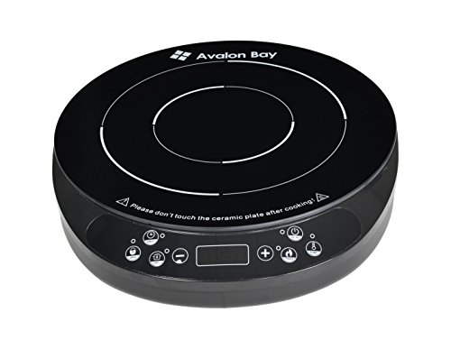 Induction Cooking Temperature Settings ~ Induction cooktop by avalon bay watts euro edition