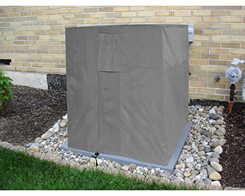 Waterproof Heavy Duty Outdoor Air Conditioning Cover Ac Protector Khomo Gear Titan Series