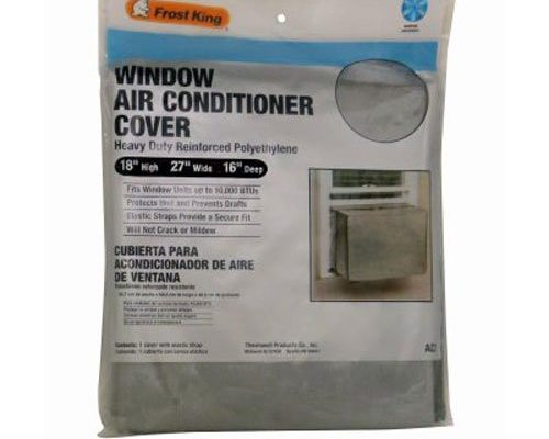 Frost king ac2h outside window air conditioner cover 18 x for 18 inch wide window air conditioner