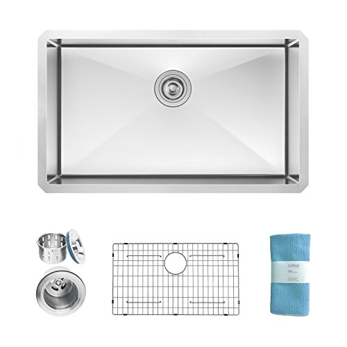 Zuhne Taurus 30 Inch Kitchen Wall Mount Vented Ductless