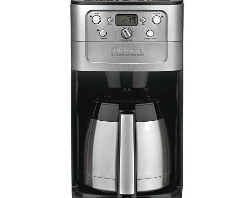 Cuisinart Coffee Maker Quit Brewing : Cuisinart DGB-900BC Grind & Brew Thermal 12-Cup Automatic Coffeemaker Kitchenter