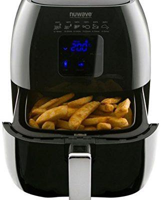 Nuwave 36001 Brio Air Fryer Black Kitchenter