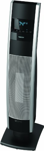 Bionaire Ceramic Tower Heater With Programmable Digital