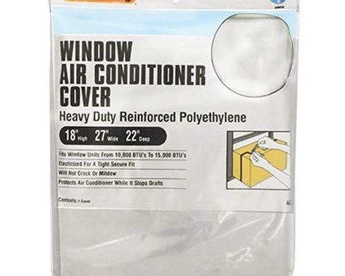 Frost king ac3h outside window air conditioner cover 18 x for 12 inch high window air conditioner