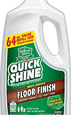 Quick Shine Multi Surface Floor Finish And Polish Refill Bottle Kitchenter