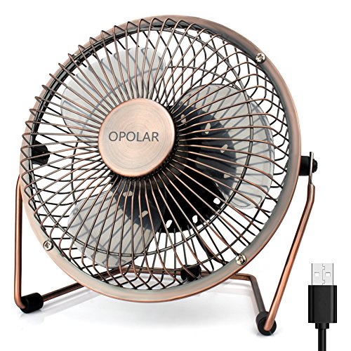 One Setting Opolar Desk Fan Upgraded 6 Inch Blades