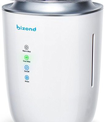 Bizond Ultrasonic Humidifier Purifier 24h Home