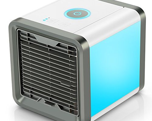 Fitfirst Mini Portable Air Cooler 6 7 Inch Personal