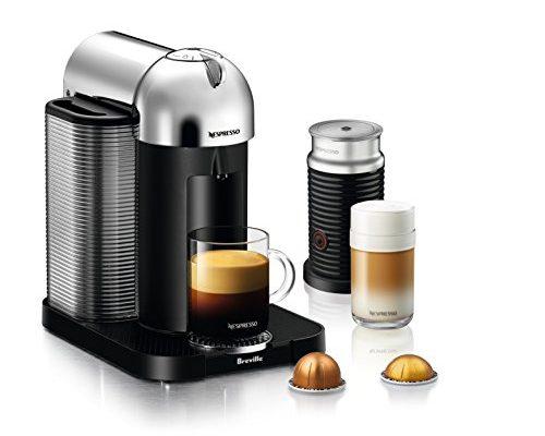 Nespresso Vertuo Coffee And Espresso Machine Bundle With