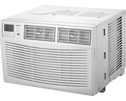 Amana 6 000 Btu 115v Window Mounted Air Conditioner With