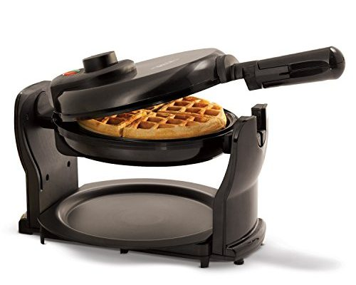 bella waffle maker how to use
