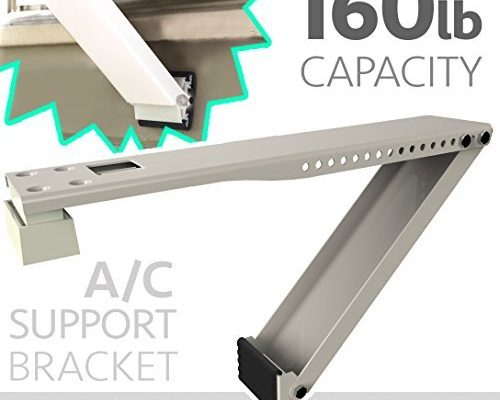 Support Air Conditioner Up To 170 Lbs 1pc Heavy Duty