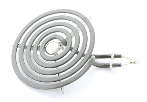 4 Pack Replacement For Ge Hotpoint Electric Range Chrome