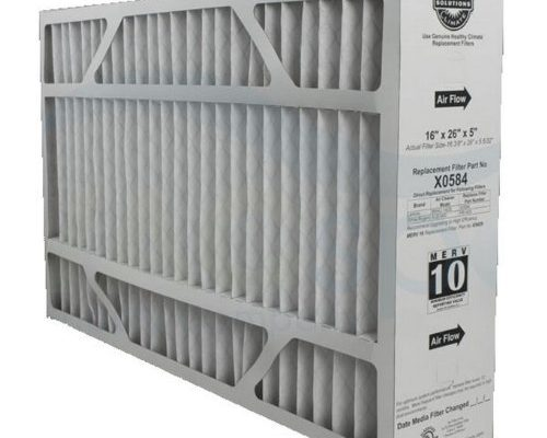 16 X 26 X 5 Genuine Lennox Product White Lennox