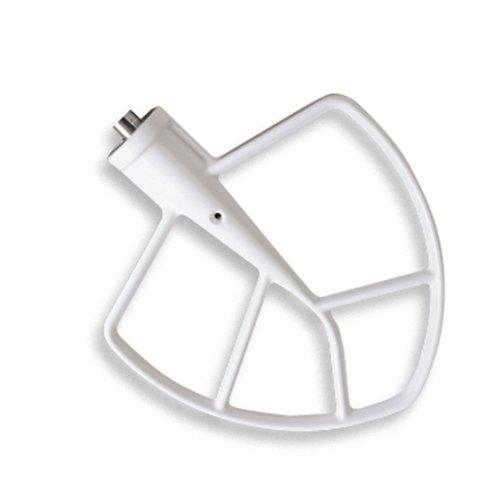 Spiral Coated Metal Dough Hook For KV25G0X KV25G8X KV25H0X KP26M1X KP26M8X KL26M