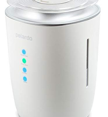 Ultrasonic Cool And Warm Mist Humidifier Whisper Quiet