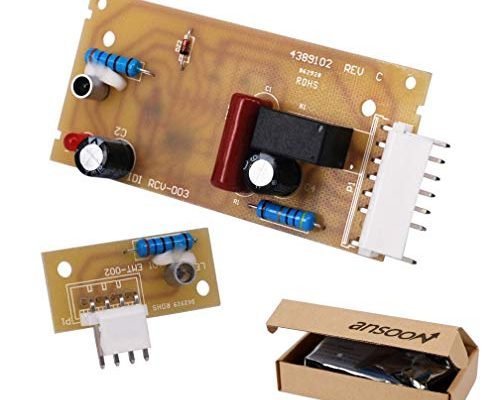 4389102 Refrigerator Ice Maker Optic Level Control Board