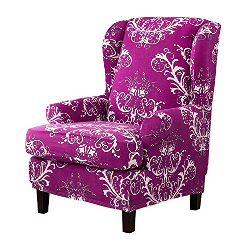 Top 10 Wingback Chair Slipcover Pattern – Armchair ...